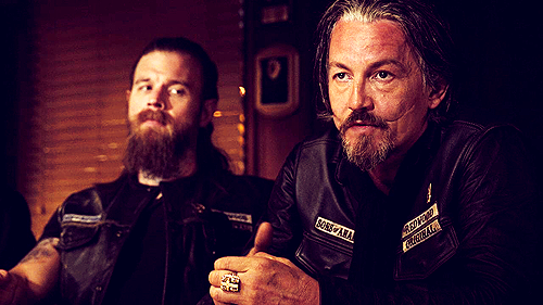 Tommy in Sons of Anarchy