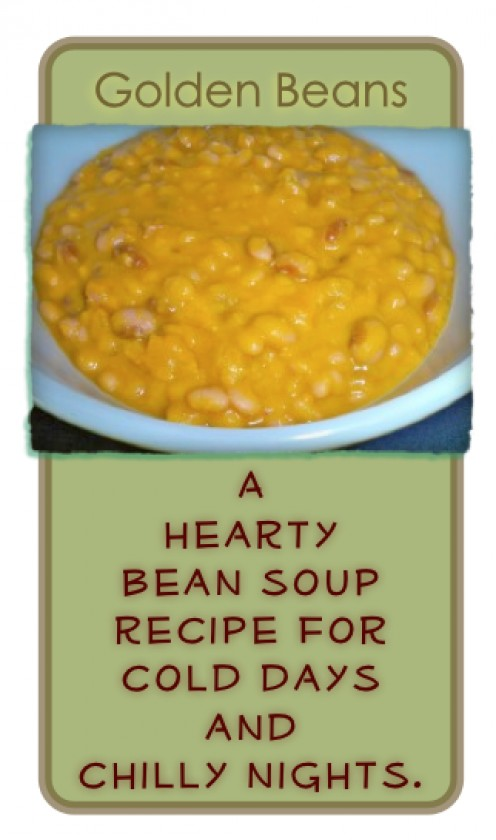 Pot of Gold Beans: How to Cook Yellow-Eye Bean Soup