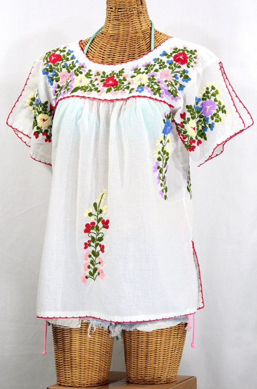 ... to buy Embroidered Peasant Blouses, Peasant Dresses and Peasant Tops