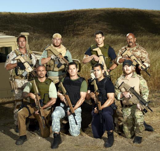Stars Earn Stripes Military Cast