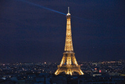 A trip to Paris would be a great reward for learning French.  (And help to practice the language.)