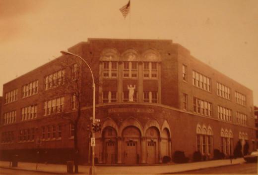 St. Pancras, my elementary school