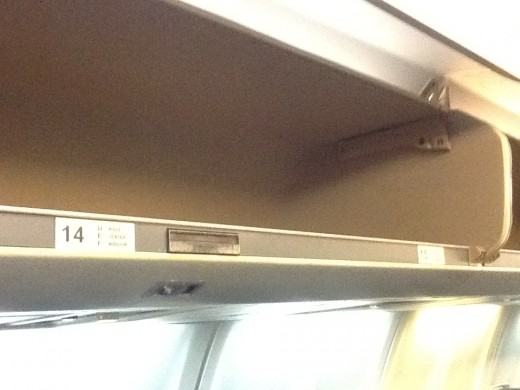 Overhead bins can be small - check your flight's carry-on restrictions.
