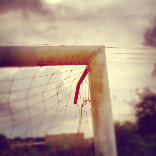 Some goals are simply unstoppable and some goals are due to a goalkeeper error