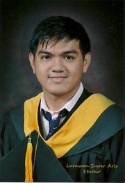 Bachelors of Accountancy graduate of 2012, DFCAMCLP