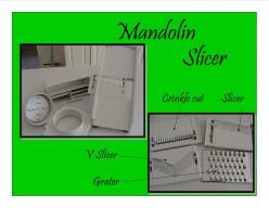 What is a Mandolin Vegetable Slicer?