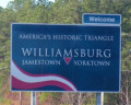 Family Trip to Williamsburg, Virginia