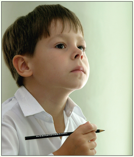 Suggest your child an idea to write a book