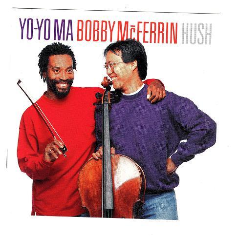 Something humorous, like Bobby McFerrin can help lift the spirits.