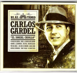 Try a little world music, from Argentine Singer of Tangos, Carlos Gardel...