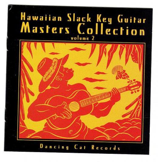 ...to something offbeat like Hawaian slack key guitar music.