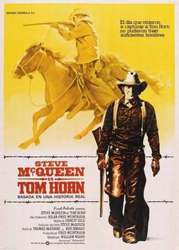 Tom Horn (1980) Spanish poster