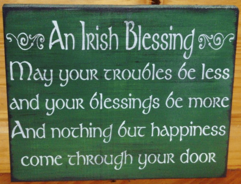 Irish Sayings explained