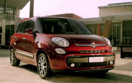 New Fiat 500L! Fiat invested around 50.000.000 euros so far, in Serbia, and in next four years they will invest 1,4 billion dollars.