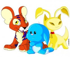 Neopets - A great game for kids