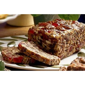 Texas Pecan Fruitcake  by New Braunfels Smokehouse