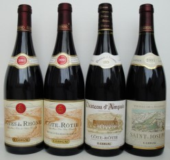 Wines of Cote Rote