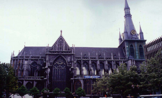 Cathedral of St. Paul, Liège