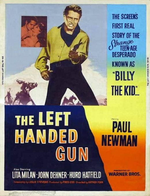 The Left-Handed Gun (1958)