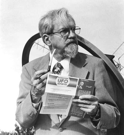 J. Allen Hynek (1910-1986)