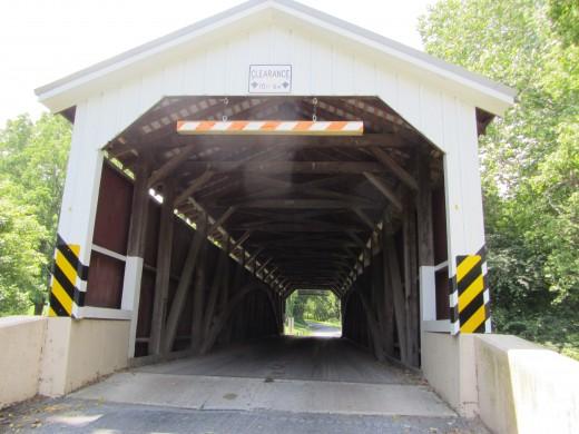 Baumgardener's Covered Bridge, Pequea, PA