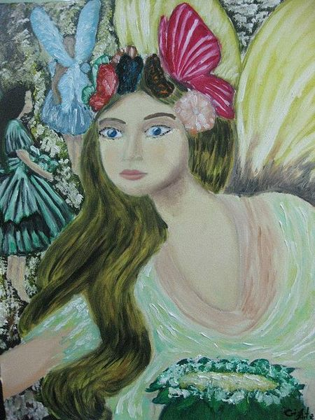 """Cris Arte """"Fairy"""""""