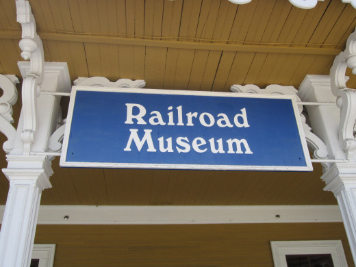 Railroad Museum...