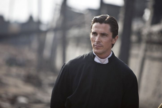Christian Bale as John