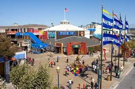 Entrance to Pier 39