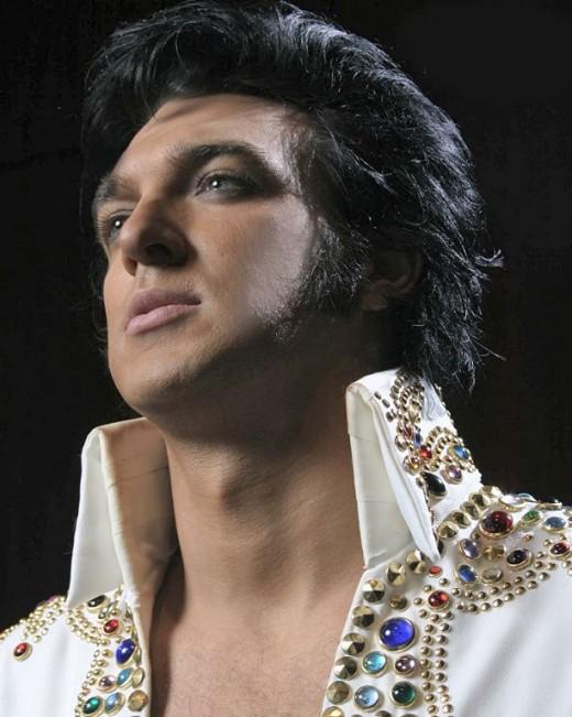 Elvis (circa 1972)