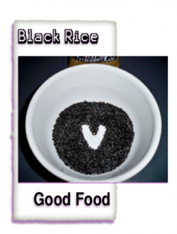 Black Rice: Benefits and Recipes