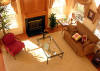 Glass fireplace doors offer safety and security to home fireplaces