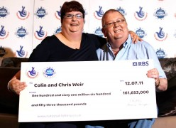 Email Scammers Capitalize On Colin And Chris Weir‏'s Lottery Winning