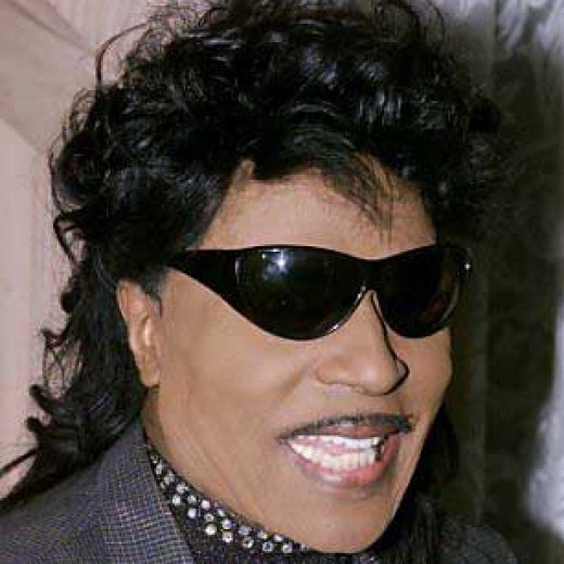 "Iconic Little Richard heard me sing and listened to my music demo and said, ""I think one day you will be a very successful young lady!"""