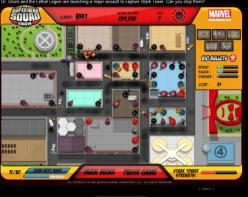 Stark Tower Defense: Tower Defense the Marvel way