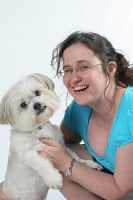 Gizmo and me: Facebook Profile Photo