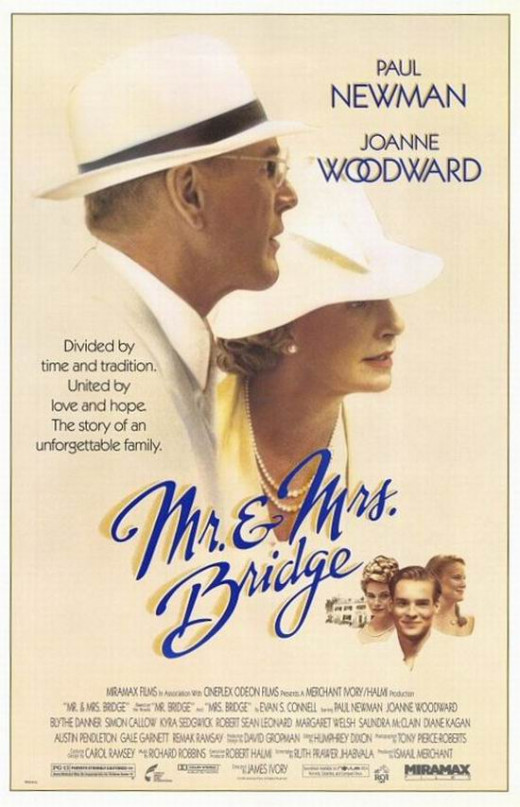 Mr. and Mrs. Bridge (1990)