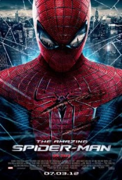 Movie Review: The Amazing Spider-Man (2012 Marc Webb)