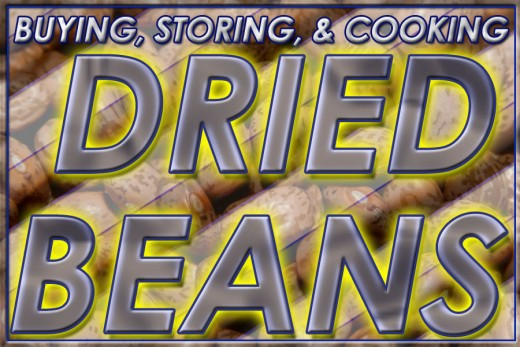 Cooking Dried Bean Recipes