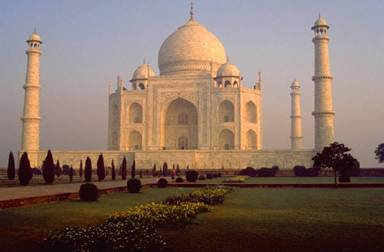 If it wasn't for business travel, I never would have had an opportunity to visit the Taj Mahal.