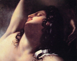 Study for the sleep of Endymion Anne-Louis Girodet de Roucy-Triosson