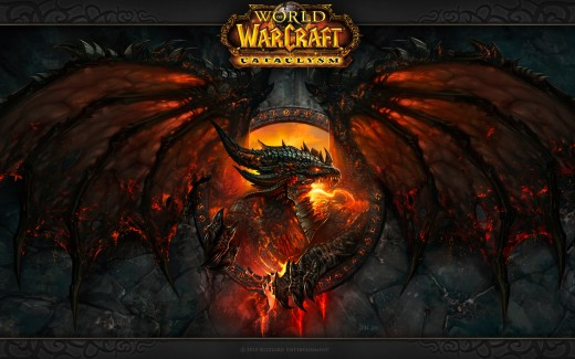 World of Warcraft Cataclysm (Deathwing)