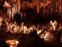 Desoto Caverns Park: The Real Bat Cave