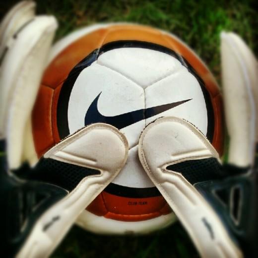 Goalkeepers must remain focused.