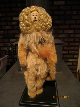 The cowardly lion - my very favorite