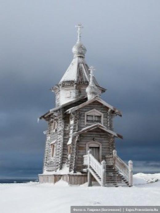 The Church of Agis Triada