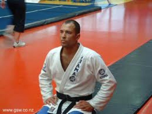 Royce Gracie is one of the best fighters in UFC history. He is the best grappler in UFC history without a doubt.