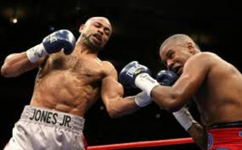 Roy jones Jr. was a gifted prizefighter from Pensacola, Florida who won titles in four weight divisions.