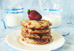 Cookies Recipe: Strawberry Cookies