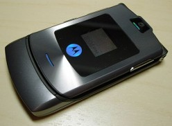 Flashing Motorola Razr V3